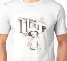 Vietnam~Through my Dads Camera Lens~Vietnamese Boy Unisex T-Shirt