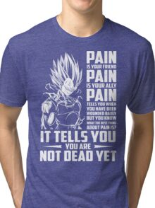 Super Saiyan Vegeta Shirt Tri-blend T-Shirt
