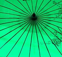 Un  parasol de papier ^ by ctheworld