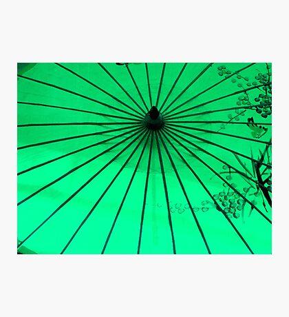 Un  parasol de papier ^ Photographic Print