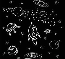 Space by ulyanaandreeva