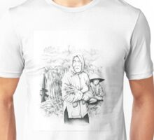 Vietnam~the suffering of War~through the lens of my Dads camera Unisex T-Shirt
