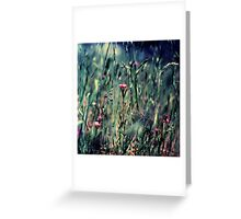 I dreamed your name Greeting Card