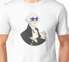 The Founding Bros: George Washington Unisex T-Shirt