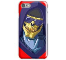 Skeletor - Rappers of the Universes [Heman] iPhone Case/Skin