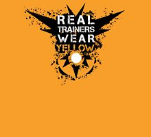 Real Trainers Wear Yellow Unisex T-Shirt