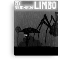 My Neighbor Limbo Canvas Print