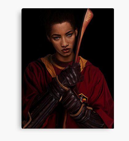 Rose Granger-Weasley Canvas Print
