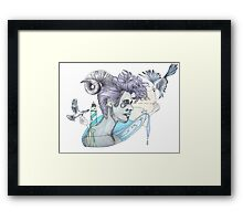 Army of Bubba Framed Print