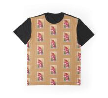 Penstemon Flowers Graphic T-Shirt