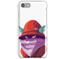 Orko Rappers of the Universe [He-Man] iPhone Case/Skin