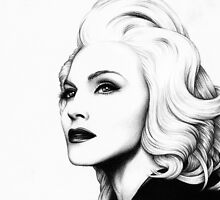 Madonna by DendaReloaded