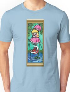 Mario Meets the Mansion Unisex T-Shirt
