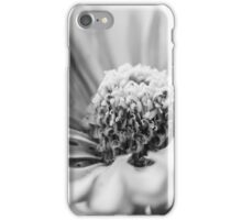 Daisy Black White 2 iPhone Case/Skin