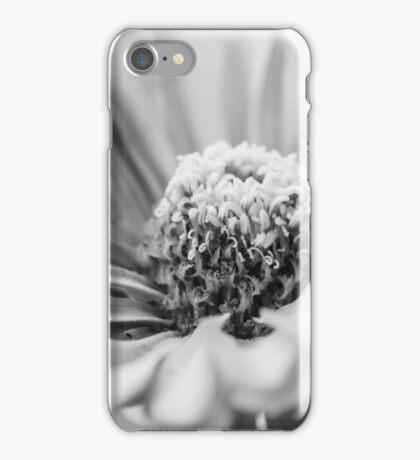 Daisy Black White 2 iPhone Case/Skin