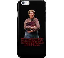 Barb Stranger Things iPhone Case/Skin