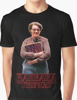 Barb Stranger Things Graphic T-Shirt