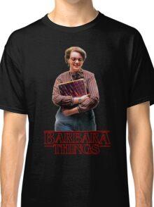 Barb Stranger Things Classic T-Shirt