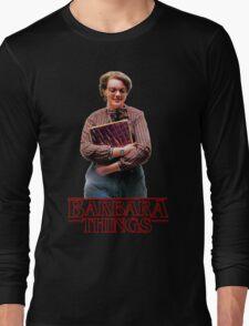 Barb Stranger Things Long Sleeve T-Shirt
