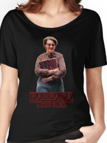 Barb Stranger Things Women's Relaxed Fit T-Shirt