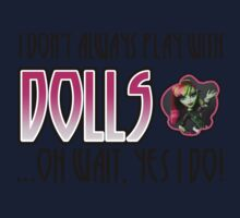 Don't Always Play with Dolls Venus One Piece - Long Sleeve