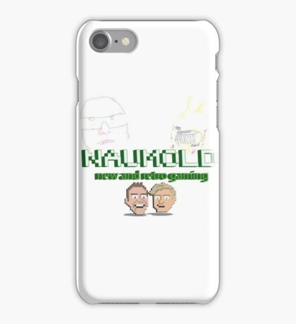 Naumold: New and Retro Gaming 2 iPhone Case/Skin