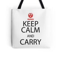 Carry Ruger Tote Bag