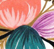 Vintage Blooms Sticker