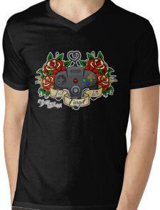 """""""Lest We Forget"""" ~ His Mens V-Neck T-Shirt"""