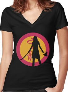 Firefly - River Tam Women's Fitted V-Neck T-Shirt