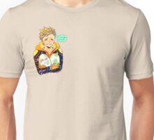 Spark Loves Eggs Unisex T-Shirt
