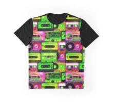 Cassette Tapes Graphic T-Shirt