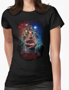 Stranger Things - Barbara Things Womens Fitted T-Shirt