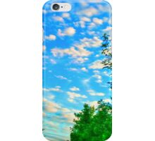 Chasing Blue Sky - Reimagined iPhone Case/Skin