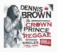 Dennis Brown  One Piece - Short Sleeve