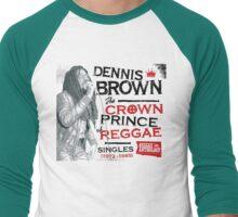 Dennis Brown  Men's Baseball ¾ T-Shirt