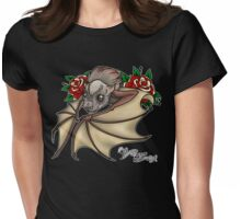 """""""Baby Obi"""" Womens Fitted T-Shirt"""