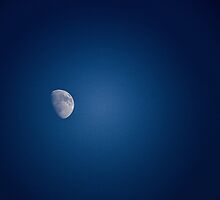Blue Sky Moon by Jack Steel
