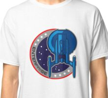 Star Trek - Enterprise Insignia Classic T-Shirt