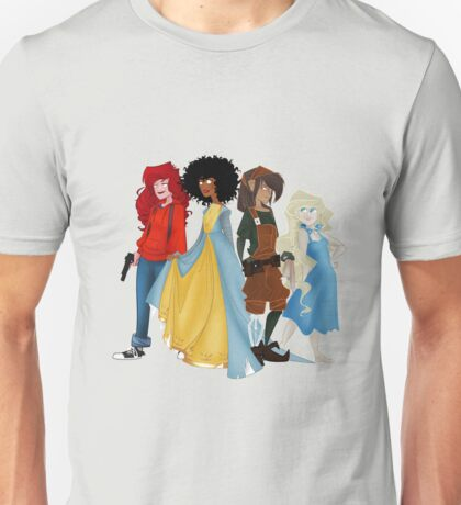 The Lunar Chronicles Unisex T-Shirt