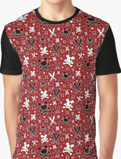 Mickey of the Caribbean Graphic T-Shirt