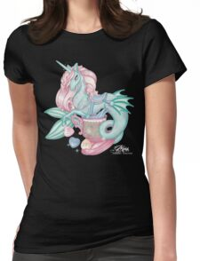 Water Horse Womens Fitted T-Shirt