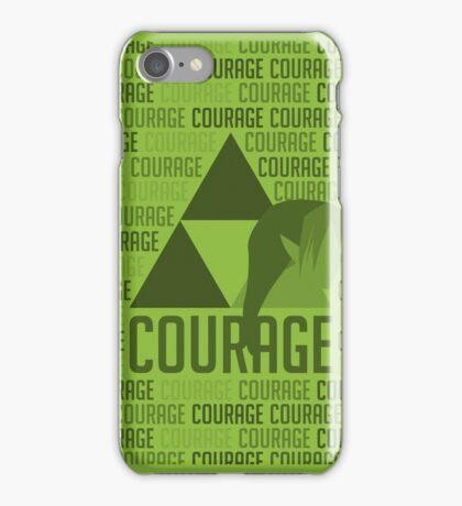 Courage, Legend of Zelda iPhone Case/Skin