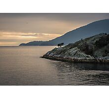 West Vancouver, BC, Canada Photographic Print