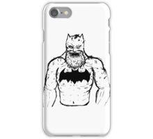 Old Man Batman iPhone Case/Skin
