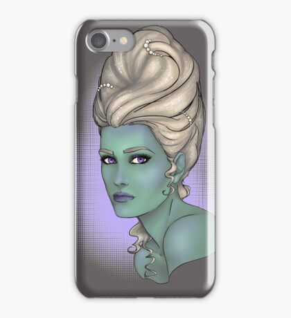 Zombie Queen iPhone Case/Skin