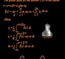 Joseph Fourier and Fourier Series by Nandika-Dutt