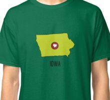 Iowa State Heart Classic T-Shirt