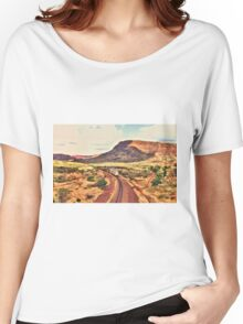 RIO TINTO IRON ORE TRAIN Women's Relaxed Fit T-Shirt