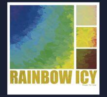 Rainbow Icy Kids Tee